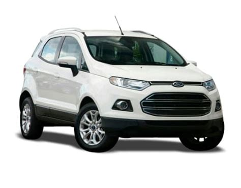 Ford Suv 2015 by Ford Ecosport 2015 Price Specs Carsguide