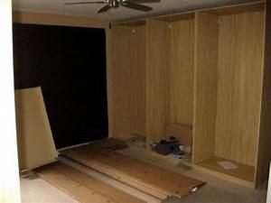 costruire una cabina armadio fai da te Cura dei Mobili Cabina armadio