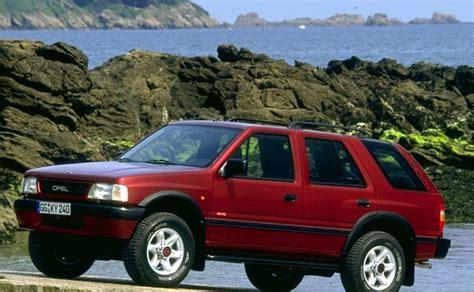 Opel Era by Opel Frontera 1995 1998 Opiniones Datos T 233 Cnicos Precios