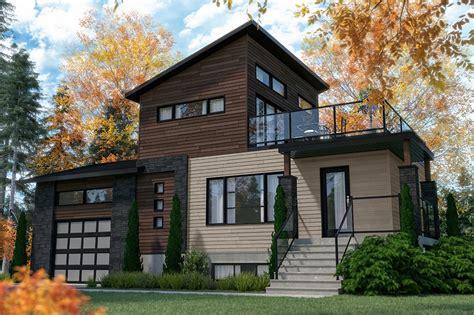 modern style house plan  joshua