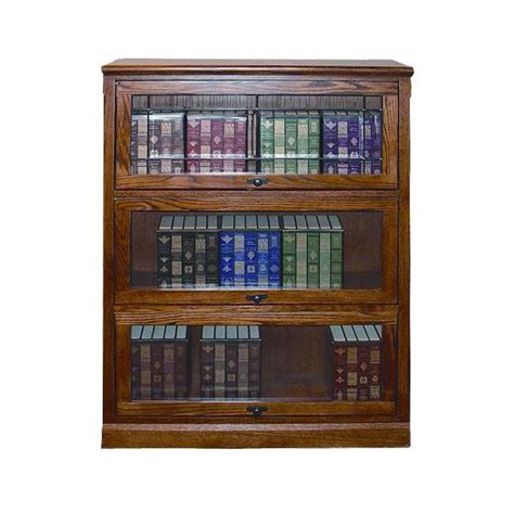 Lawyer Bookcases Glass Doors by Lawyers Bookcases