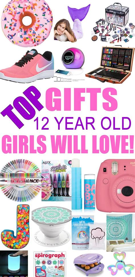 collection of christmas ideas for 12 yr old girl