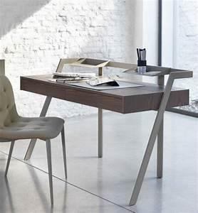 Sekretär Modern Design : bontempi sekret r zac schreibtische sekret re tische ~ Watch28wear.com Haus und Dekorationen