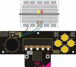 Ks0296 Keyestudio Joystick Breakout Board For Micro Bit