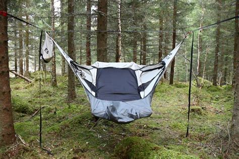 Hammock Cing Setup by Amok Equipment Draumr Cing Hammock Hiconsumption