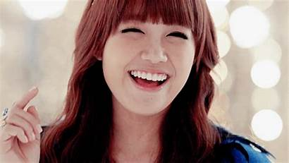 Kpop Idols Eye Smiles Gorgeous Favorite Eunji