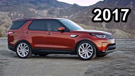 The Best Suv 2017 by Land Rover Discovery 2017 Review The Best 7 Seat Suv