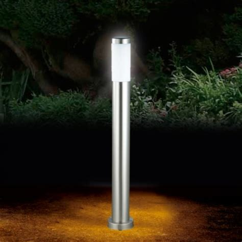 durham 80cm solar post garden lights