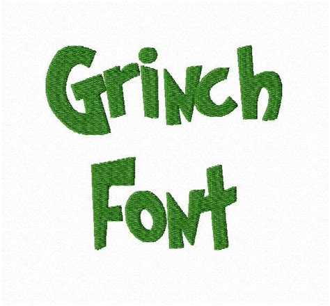 grouch machine embroidery font grinch christmas decorations grinch grinch christmas party