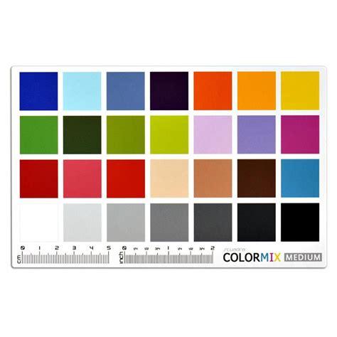 color reference scuadra colormix large 19x29cm charte de r 233 f 233 rence de