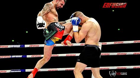 Andrei Stoica : Glory Kickboxing | Fighter Bio