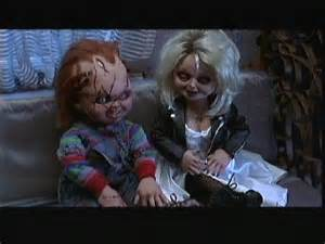 Tiffany Chucky Bride