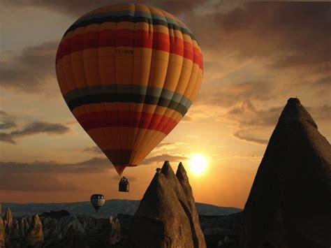 Cappadocia Hot Air Balloon Ride Cappadocia Balloon Tours