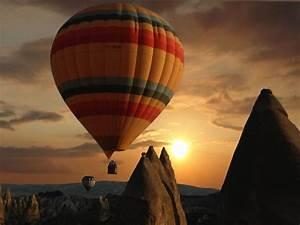 Cappadocia Hot Air Balloon Ride - Cappadocia Balloon Tours