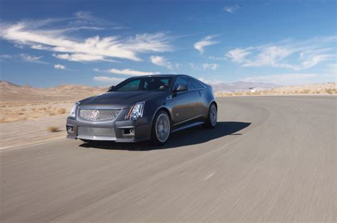 2018 Cadillac Cts Coupe Cts V Coupe Get Minor Updates