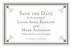 wedding invitation ideas etiquette invitation templates With wedding etiquette invitations save the date