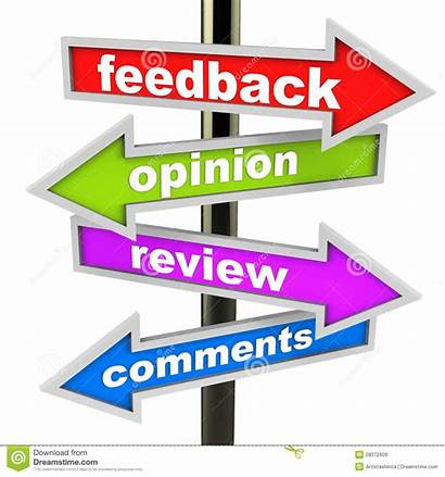 Feedback Opinion Clipart Comment Illustration Importance Royalty