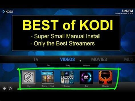 how to make kodi quot fully automatic quot kodi in