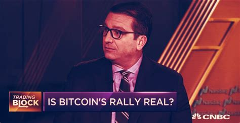 The fund's objective is to track the underlying value of bitcoin, much like the spdr shares etf (gld) tracks the underlying value of gold. Hedge Fund Manager Brian Kelly Says Increasing ...