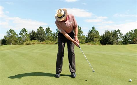 Try This Grip Trick To Get The Ball Rolling On Line  Golf Digest