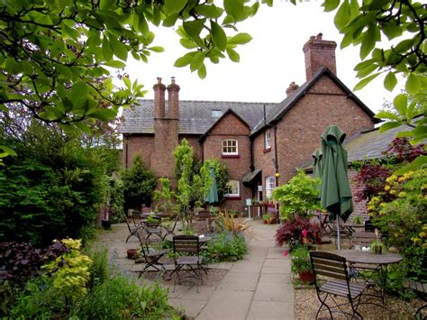 Afternoon Tea At The Gardener's Cottage In Tatton Park, A