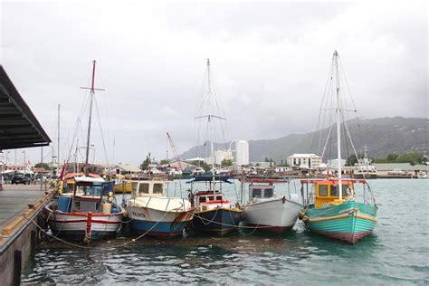 Fishing Boat Is Spanish by Spanish Tuna Vessel Assists Seychelles Fishermen In