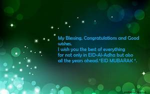 Happy Bakra/ Eid Al Adha / Bakrid Wishes Quotes, Messages ...