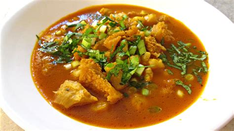 menudo recipe menudo authentic hominy and beef tripe soup recipe poormansgourmet youtube