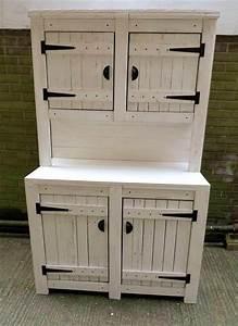 Pallet Kitchen Cabinets / Hutch 99 Pallets