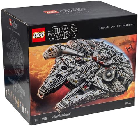 lego star wars ultimate collector series millennium