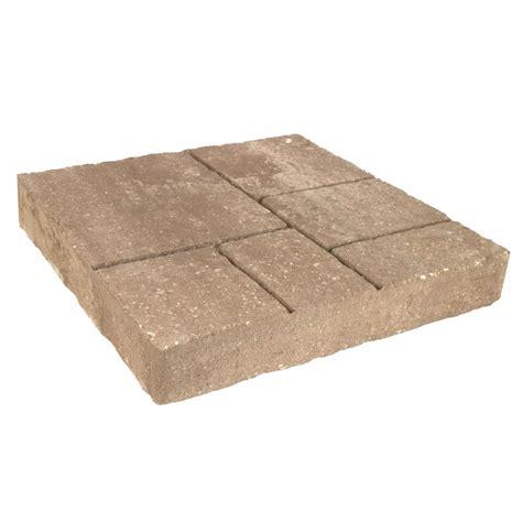 oldcastle avellino 16 in x 16 in amaretto concrete