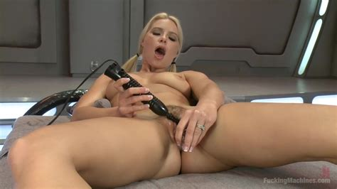 Super Blond Annika Albright And Her Awesome Body Fuck