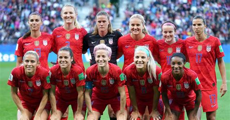 How The USWNT Has Fought For Equality Over The Years