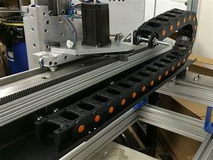 Cable Chain Tray