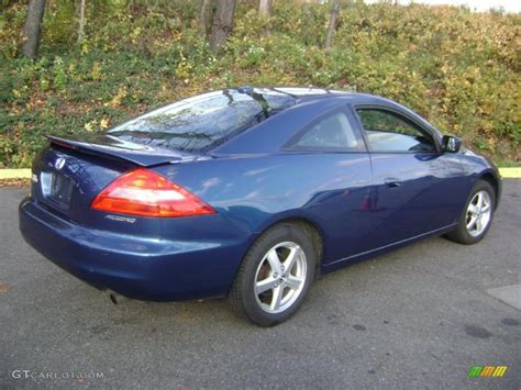 2004 honda accord coupe sapphire blue pearl 2004 honda accord ex coupe exterior