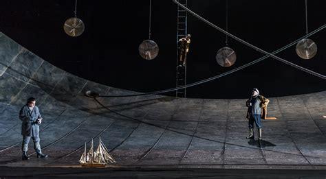 L Olandese Volante Wagner L Olandese Volante Di Richard Wagner In Diretta Dalla