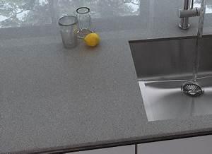 Granit Arbeitsplatte Online : granit arbeitsplatte grau doppelwaschbecken stein ~ Watch28wear.com Haus und Dekorationen