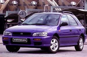 Subaru Impreza Wagon - 1993  1994  1995  1996  1997  1998