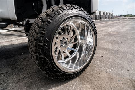 ford  sf  specialty forged wheels