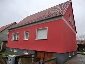 Hausfassade Neu Streichen : hausfassade au enansichten 39 aussenansicht 39 unser eigenheim zimmerschau ~ Markanthonyermac.com Haus und Dekorationen