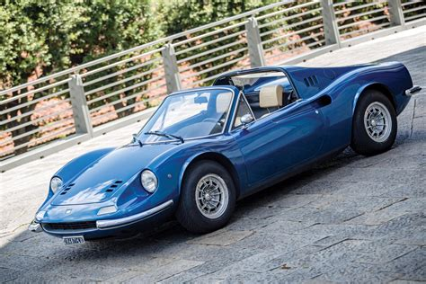 The story has it that the dino 246 gts has an engine that was. 1973 Ferrari Dino 246 GTS