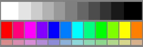 colour scale  photography pinterest scale