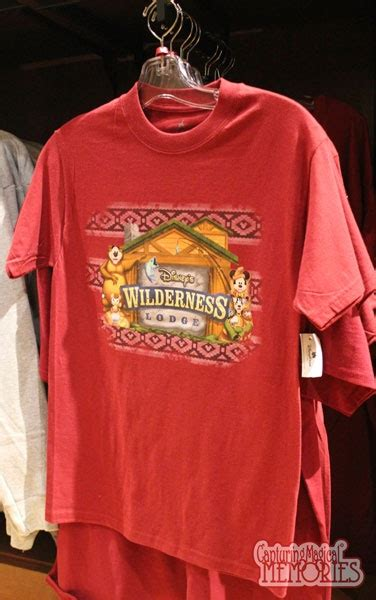 disneys wilderness lodge branded merchandise