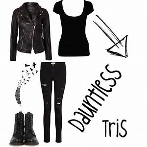 Dauntless - Tris by smileygirl8248 on