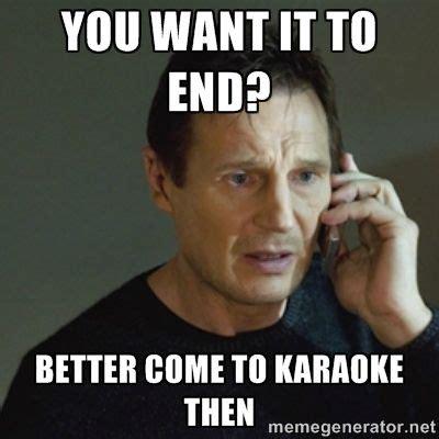 Karaoke Memes - 12 best karaoke sucks images on pinterest funny pics funny stuff and funny things