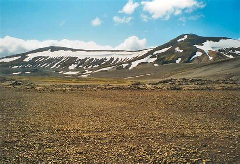 Iceland 2002 - Kerlingarfjöll and the Kjölur