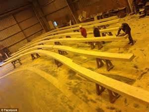 Noah's Ark Being Built in Kentucky