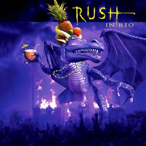 Album Review: All the Live Rush Albums - 25 Days of Rush
