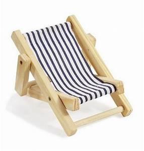 Transat En Bois : mini transat en bois bleu et blanc 1001 d co table ~ Teatrodelosmanantiales.com Idées de Décoration