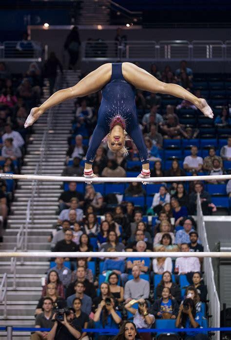 ucla gymnastics defeats oregon state